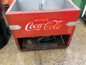 Figidaire Coca-Cola